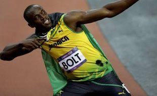 Athlétisme: La légende Usain Bolt