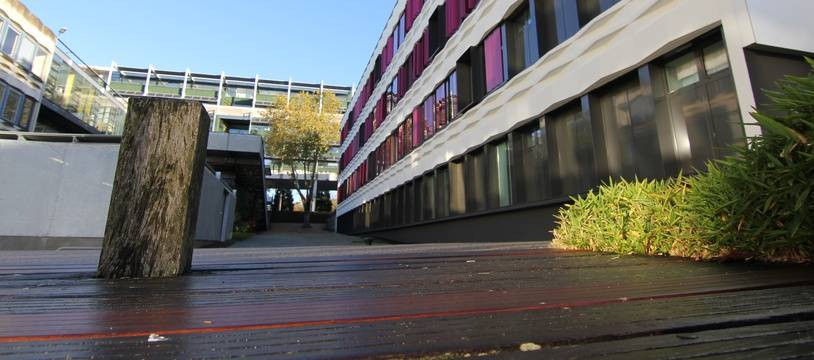 Illustration de l'université Rennes 2, ici en 2014.