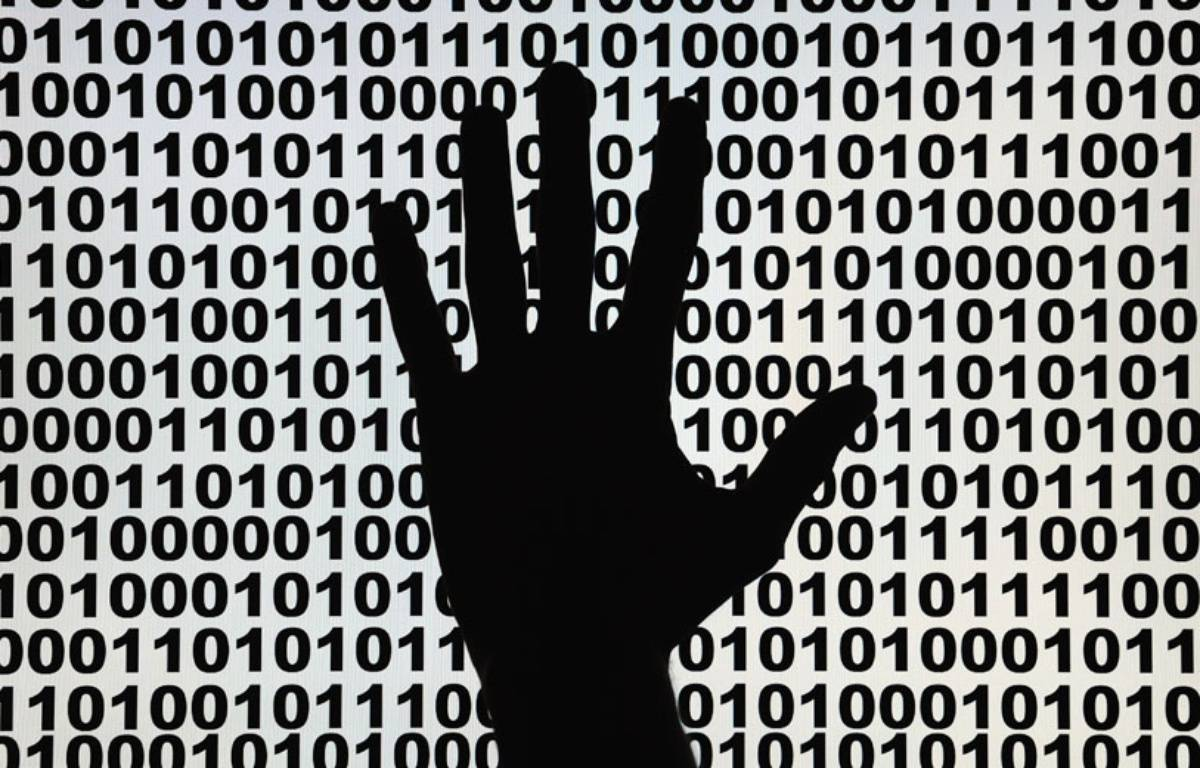 Illustration: sécurité informatique, piratage. – SEBASTIEN SALOM-GOMIS/SIPA