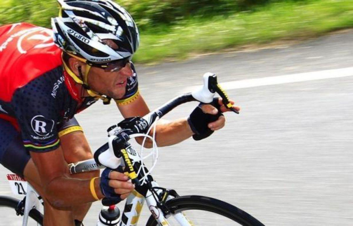 L'Agence américaine antidopage (USADA) a reçu le feu vert d'un comité d'experts indépendants pour mettre officiellement en accusation le septuple vainqueur du Tour de France Lance Armstrong, accusé de s'être dopé durant l'essentiel de sa carrière. – Joel Saget afp.com
