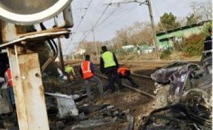 L'accident au passage à niveau de Cadaujac en 2008 avait fait trois morts.