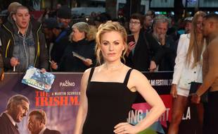 L'actrice Anna Paquin