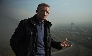 Jean-François Caron, maire de Loos-en-Gohelle, dans le documentaire «Une vie après la mine?».