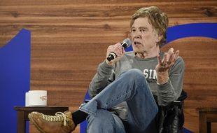 Robert Redford au festival de Sundance le 18 janvier 2018.
