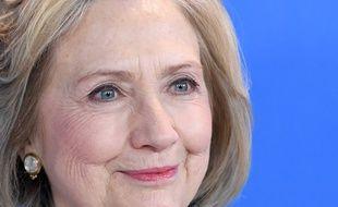 Hillary Clinton au festival international du film de Berlin, le 25 février 2020.