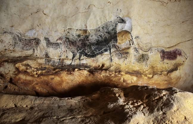 Les parois de la grotte de Lascaux IV ont été réalisées par l'atelier des facs-similés du Périgord.