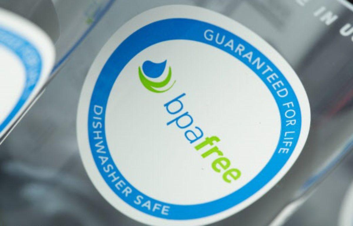 Une bouteille en plastique garantie sans BPA – Denis Closon/ISOPIX/SIPA