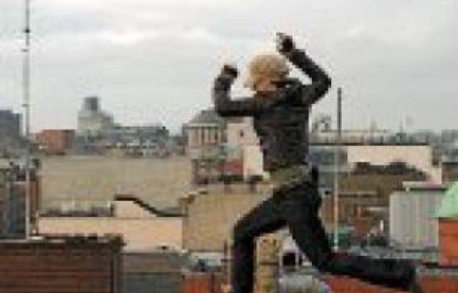 La combattante Gina Carano.