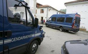 Des gendarmes en mission