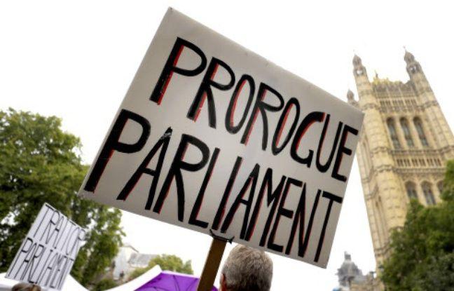 Brexit: La suspension du parlement jugée illégale par une cour écossaise