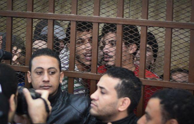nouvel ordre mondial | Egypte: Amnesty dénonce un projet de loi criminalisant l'homosexualité