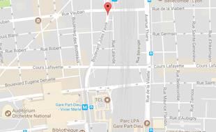 Le cours Lafayette sera fermé entre le boulevard Favre et l'avenue Thiers/ rue Villette à Lyon pendant l'été 2017.