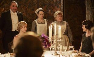 Downton Abbey, Saison 5.