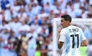 Angel Di Maria face à la France