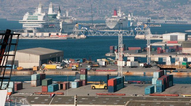 Marseille le port veut retrouver la p le position for Agence interim paysagiste marseille