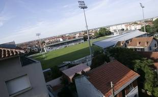 Le Stade ArnaunŽ, communŽment appelŽ Stade des Minimes est au coeur d'un projet d'agrandissement. 1er/09/2010 Toulouse