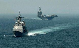 Les Etats-Unis écartent une action militaire unilatérale contre la Syrie et ont discuté avec leurs alliés d'éventuelles frappes qui pourraient durer plus d'un jour, a déclaré mercredi un haut responsable américain.