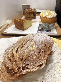 Le millefeuille et les autres gâteaux de Yann Couvreur