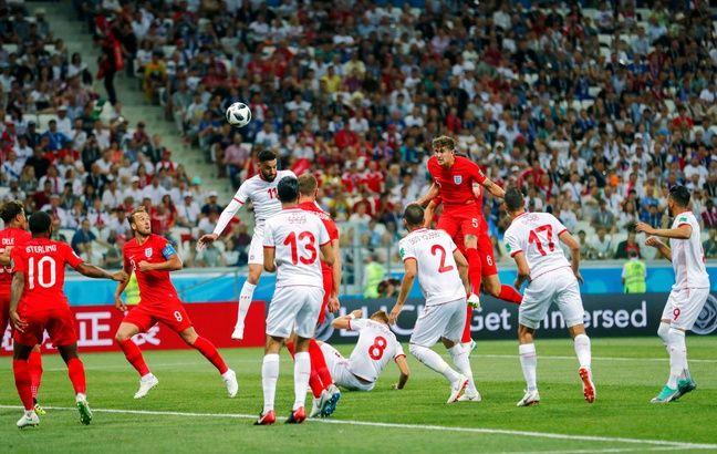 La Tunisie a égalisé contre l'Anglerre... Et puis non, en fait