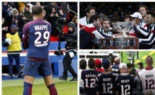 Mbappé, l'équipe de France de Coupe Davis et les New England Patriots de Tom Brady font partie des nommés aux Laureus World Sport Awards 2018.