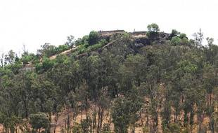 Le parc Cerro de la Estrella, à Mexico.