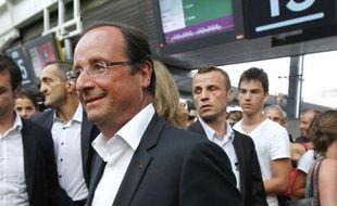 Le président François Hollande va recevoir lundi après-midi le nouveau médiateur de l'ONU et de la Ligue arabe pour la Syrie, Lakhdar Brahimi.