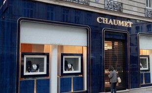 La bijouterie Chaumet a été cambriolée