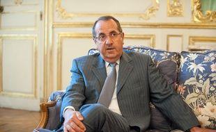 Le nouveau préfet de police Michel Delpuech.