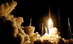 SpaceX a lancé sa capsule Dragon vers l'ISS dans la nuit du 17 au 18 juillet 2016
