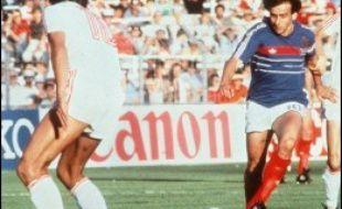 Le 23 juin 1984, au stade Vélodrome de Marseille, les Bleus, dans un formidable sursaut d'orgueil et à l'issue d'une fin de match à couper le souffle contre le Portugal, arrachent leur qualification pour la finale de l'Euro (3-2 a.p.).