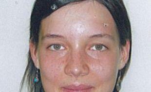 Photo non datée de Clotilde Reiss, étudiante française de 23 ans détenue en Iran pour espionnage depuis le 1er juillet 2009.