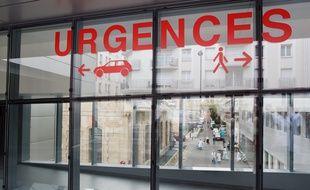 La victime est morte peu après son arrivée aux urgences du CHUde Purpan.