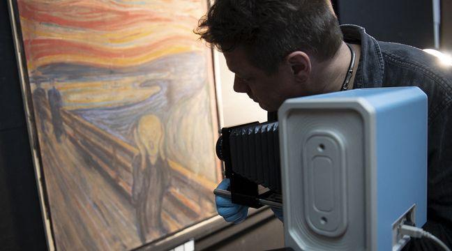 Le mystère autour de l'inscription sur le tableau « Le Cri » de Munch enfin résolu - 20 Minutes