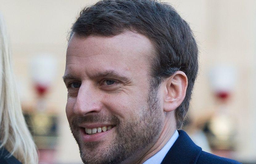La Barbe De Trois Jours D Emmanuel Macron Seduit Les Internautes