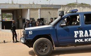 Debordo Leekunfa a été entendu par la police pour avoir brandi une arme à feu dans une vidéo postée sur les réseaux sociaux (photo d'illustration).