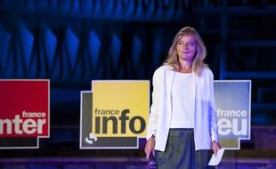 Sandrine Treiner, actuelle directrice adjointe en charge de l'éditorial de France Culture
