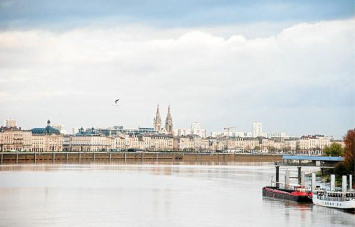 Vue de Bordeaux, ville classée au patrimoine mondial de l'UNESCO. –  S.ORTOLA/20MINUTES