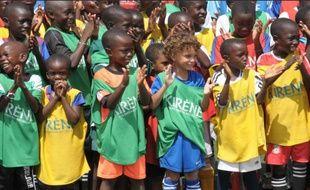 10.000 amateurs de football de tout âge profitent chaque semaine des installations de l'AS Dakar Sacré-Cœur