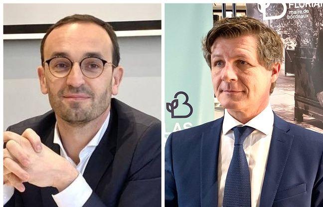 Municipales 2020 à Bordeaux: Comment le maire sortant Nicolas Florian (LR) et Thomas Cazenave (LREM) ont trouvé un accord