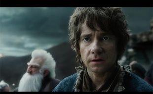 Extrait de la bande-annonce du film «Le Hobbit : La bataille des cinq armées».