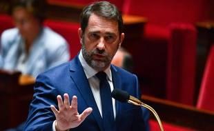 Christophe Castaner, le 26 mai 2020 à l'Assemblée nationale.