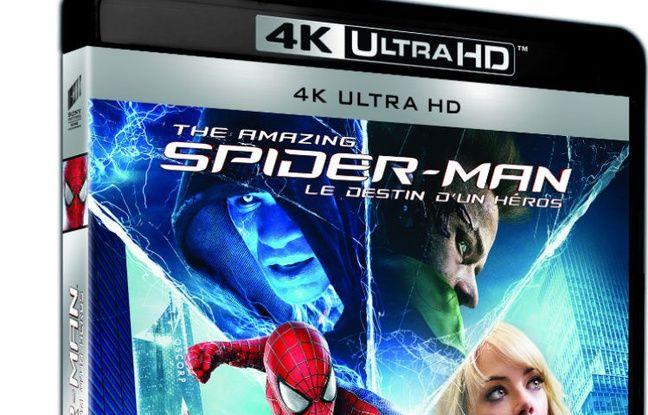 Les disques UHD Blu-ray 4K seront vendu 29,90 euros à leur lancement.
