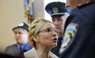 L'Allemagne a proposé à Kiev d'accueillir l'ex-Premier ministre ukrainien, Ioulia Timochenko, incarcérée et actuellement hospitalisée en Ukraine, pour la soigner, a annoncé vendredi le ministre allemand des Affaires étrangères Guido Westerwelle.