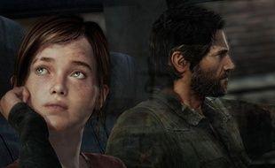 Ellie et Joel, héros du jeu vidéo «The Last of Us».