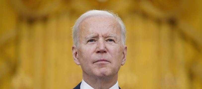 Joe Biden, le 8 mars 2021 à Washington.