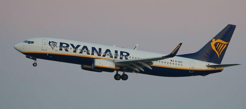 Un avion Ryanair, une image qui pourrait devenir rare les prochains mois