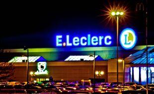 Un hypermarché Leclerc, en 2016 (photo d'illustration).