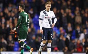 Tottenham a fait match nul contre West Bromwich Albion le 25 avril 2016.