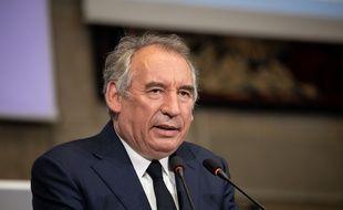 François Bayrou, en septembre 2020.