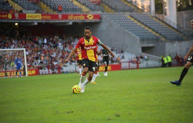Walid Mesloub, capitaine de ce RC Lens 2018/2019